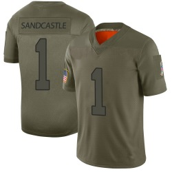 Nike Leon Sandcastle Kansas City Chiefs Youth Limited Camo 2019 Salute to Service Jersey